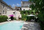 Hôtel Florentin-la-Capelle - Auberge Saint Fleuret-2