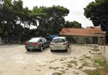 Location vacances Orebić - Studio apartment in Orebic with Seaview, Terrace, Air condition, Wifi (4669-3)-2
