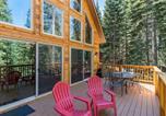 Location vacances Truckee - Cabin in Tahoe Donner 11673-1