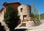 Hôtel Province de Cantabrie - Albergue La Torre-4