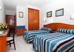 Hôtel Benidorm - Hotel Cabana-4