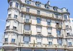 Hôtel Genève - Hotel des Tourelles-2