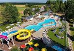 Camping avec Ambiance club Loir-et-Cher - Tour Opérateur et particuliers sur camping Domaine de Dugny - Funpass non inclus-1