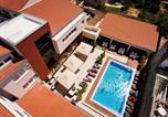 Hôtel Croatie - Hotel Borovnik