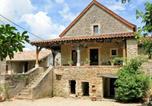 Location vacances Bourgogne - Holiday Home Fleur de Lys - Bly300-1