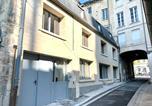 Hôtel Caen - City Affaire : Hotel de Ville-4