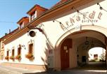 Hôtel Mattersburg - Erhardt Panzió-1