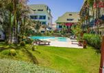 Location vacances  Cap-Vert - Ajp Holidays - Leme Bedje Residence-1