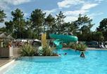 Camping avec Parc aquatique / toboggans Vendée - Camping Le California-1