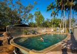 Villages vacances Darwin - Aaok Lakes Resort and Caravan Park-2