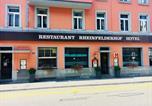 Hôtel Bâle - Hotel Rheinfelderhof-3