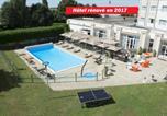 Hôtel 4 étoiles Saincaize-Meauce - Novotel Bourges-1