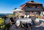 Location vacances Sankt Märgen - Landhaus-Apartment Feldbergblick-4