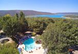 Camping avec Piscine Provence-Alpes-Côte d'Azur - Camping Chanteraine-1