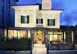 Hôtel Province de Pistoia - Albergo Alassio-1