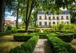 Hôtel Sézanne - Château de Picheny - B&B Esprit de France-2