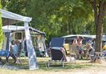 Camping avec Chèques vacances Alpes-de-Haute-Provence - Camping Forcalquier Les Routes de Provence-2