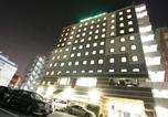 Hôtel Kumamoto - Kenchomae Green Hotel