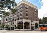 Hôtel Savannah - Hampton Inn Savannah Historic District-1