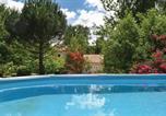 Location vacances Glandon - Holiday home La Fon Du Loup K-642-4