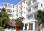 Hôtel Manzanillo - Hotel Marlyn de Manzanillo-1