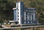 Hôtel Kagoshima - Ribera Inn-3