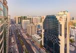 Hôtel Abou Dabi - Crowne Plaza Abu Dhabi-2