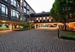 Hôtel Aéroport de Düsseldorf - Ringhotel Rheinhotel Vier Jahreszeiten-4