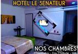 Hôtel Bénin - Agontinkon Senateur Hotel-1