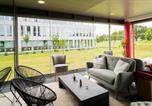 Hôtel 4 étoiles Carquefou - Hôtel Mercure Nantes Ouest Saint-Herblain Zenith-2