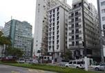 Location vacances Santos - Santos - Apartamento Frente Mar C/ Ar Condicionado/ Garagem Privativa/Internet/Tv a Cabo-1