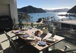 Location vacances Blenheim - Oxley's Waterfront Luxury Apartment-1