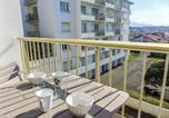 Location vacances Bord de mer de Bidart - Apartment Ur Gaina.1-3