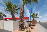 Hôtel El Paso - Motel 6 El Paso-Airport-Fort Bliss-3