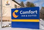 Hôtel Lake George - Comfort Inn & Suites Lake George-1