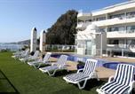 Hôtel Viña del Mar - Mr Mar Suites (ex Neruda Mar Suites)-1