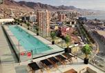 Location vacances Antofagasta - Brand New Studio Wifi Best Location-2