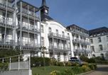 Location vacances  Loire-Atlantique - Appartement vue mer-1