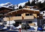 Location vacances Sankt Anton am Arlberg - Stanton Lodge-1