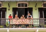 Hôtel Panamá - Lunas Castle Hostel-3