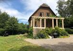 Location vacances  Nièvre - Direct Jardin Plage Lac-4