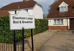 Location vacances Bishops Stortford - Elsenham Lodge-3