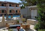 Hôtel Gouvia - Dionisos apartments Gouvia-4