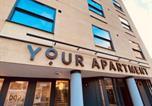 Hôtel Bristol - Your Apartment I Clifton Village-3