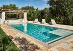 Location vacances  Province de Brindisi - Villa Amore Bianco-4
