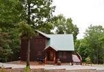 Location vacances Blue Ridge - The Three Bear Lodge in Blue Ridge-3