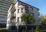 Hôtel Katowice - Hostel Gwarek-1