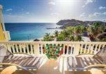 Location vacances Willemstad - Fascinating Seaview Penthouse in Blue Bay Resort-1