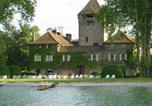 Hôtel 4 étoiles Nyon - Château De Coudrée - Les Collectionneurs-1
