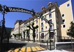 Camping Allevard - Appart'Hotel le Splendid - Terres de France-2